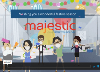 2020 Greetings from Majestic Computer Technology